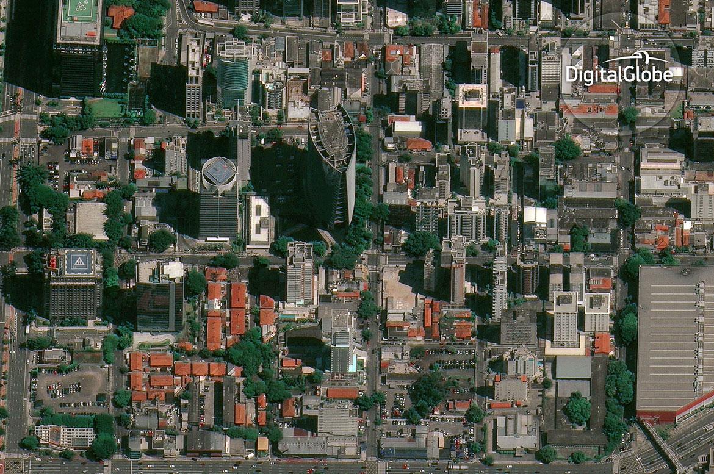 تصاویر ماهواره ای WorldView-4