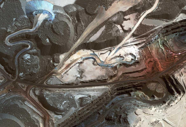 تصاویر ماهواره ای ژئو آی