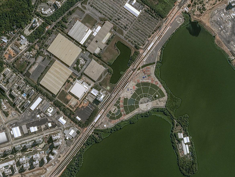 تصاویر ماهواره ای PLEIADES
