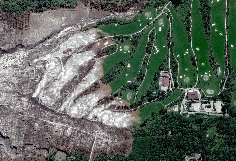 تصویر ماهواره ای WorldView2