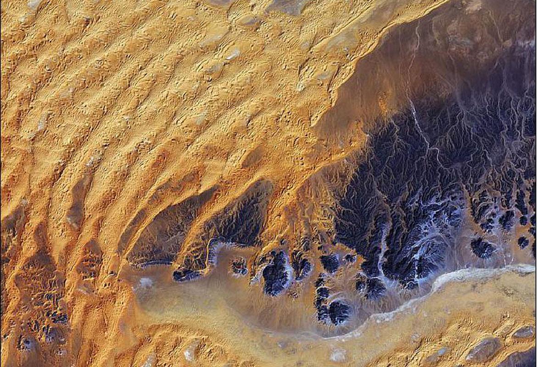 دانلود تصاویر ماهواره ای راداری ALOS PALSAR