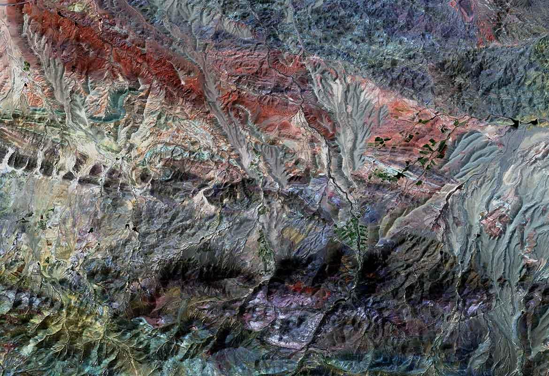 خرید تصاویر ماهواره ای اسپات 6