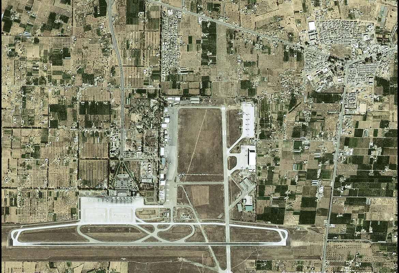 سفارش تصاویر ماهواره ای SPOT 5-تصویر رزولوشن بالا