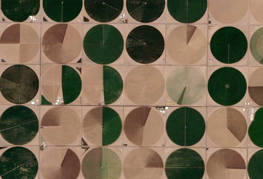 خرید تصاویر ماهواره ای RapidEye