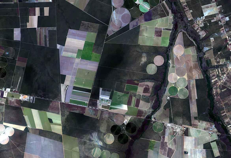 سفارش تصاویر ماهواره ای RapidEye