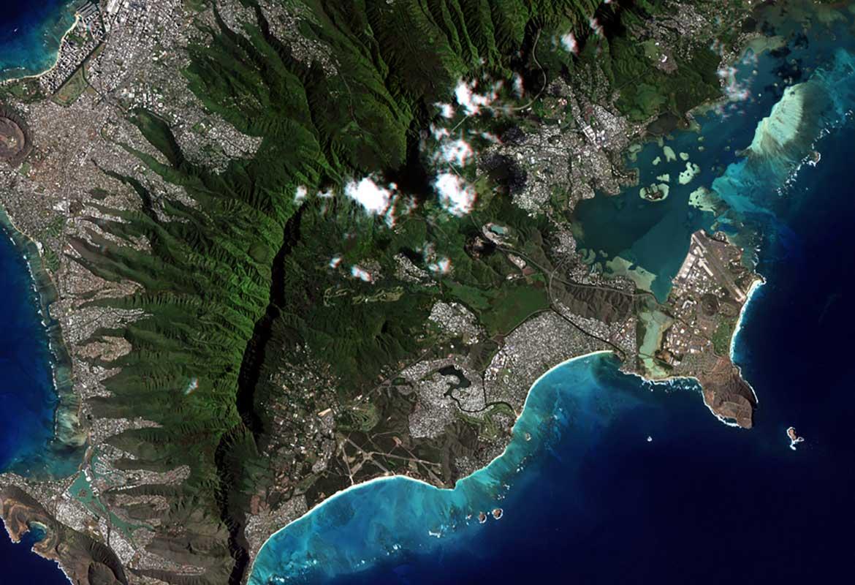 تصاویر ماهواره ای RapidEye