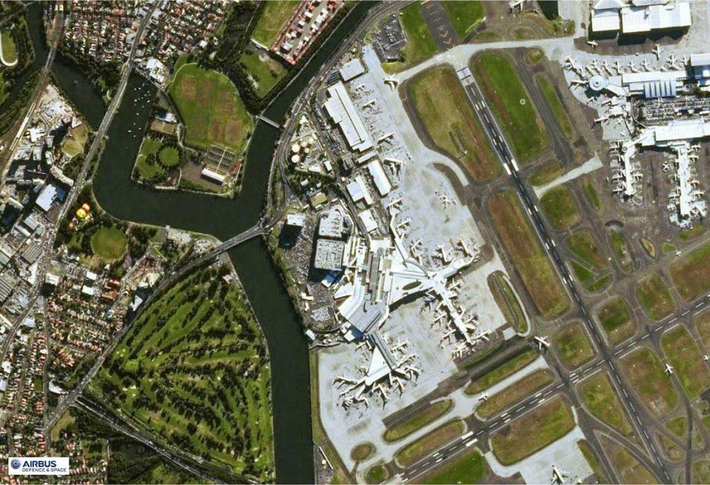خرید تصویر ماهواره spot6