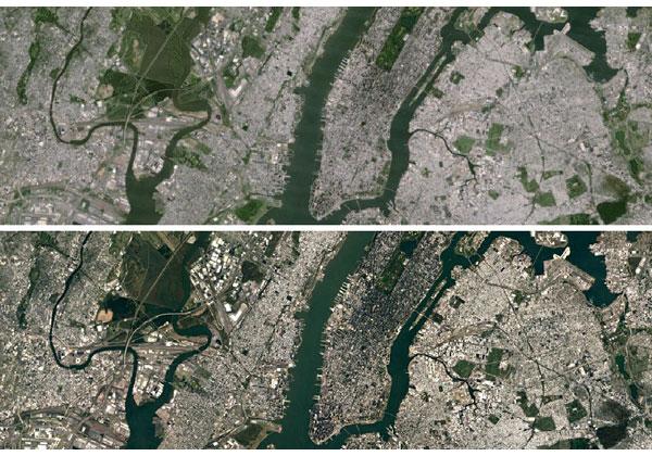 بهبود-تصویر-فتوگرامتری-هوایی-ماهواره ای