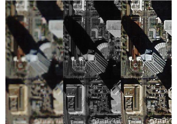 پن شارپن-فتوگرامتری-هوایی-ماهواره ای