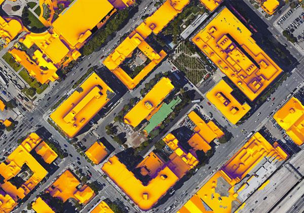 پتانسیل-خورشیدی-پردازش-تصاویر-چندطیفی