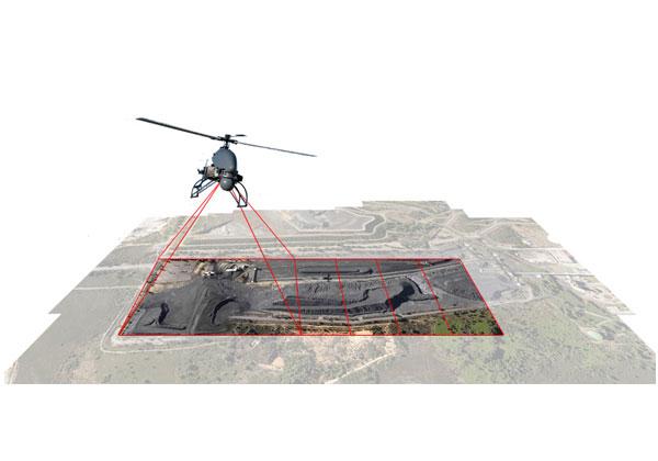 فتوگرامتری تصاویر هوایی و ماهواره ای