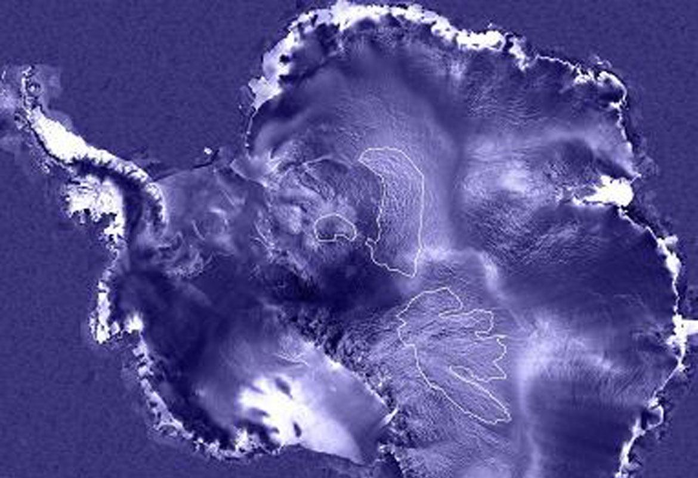 تصاویر ماهواره ای راداری رادست 1