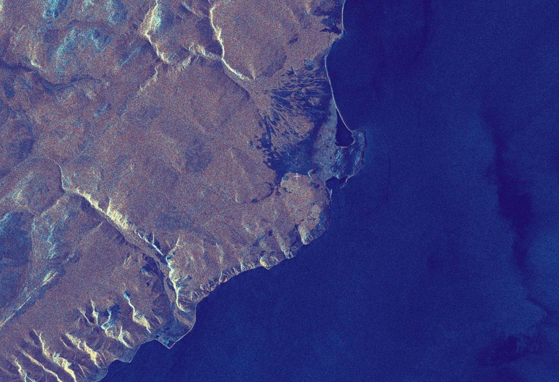 دانلود تصاویر ماهواره ای راداری RadarSAT-2