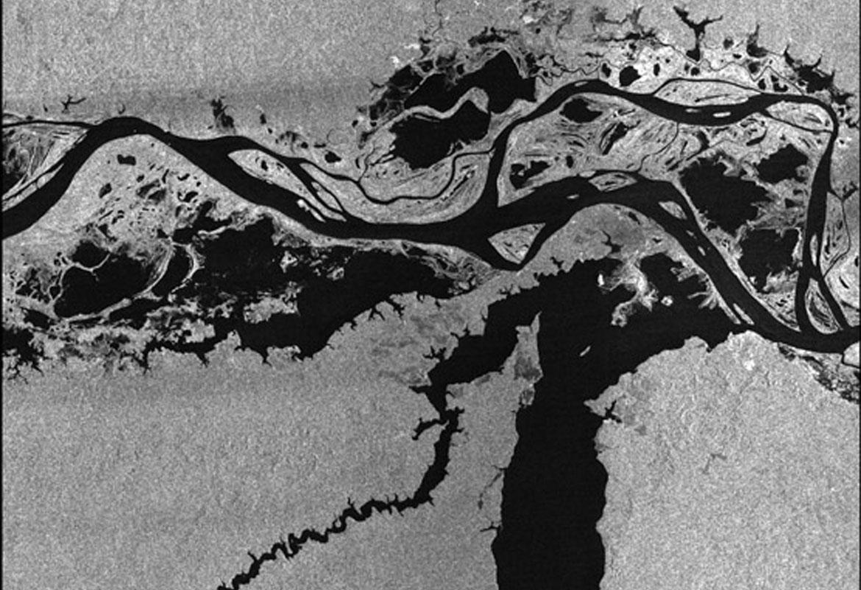 دانلود تصاویر ماهواره ای RadarSAT-1