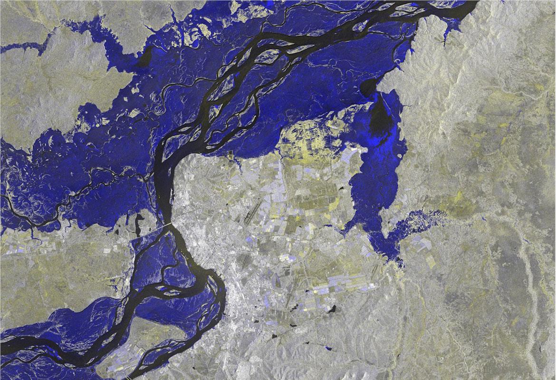 دانلود تصاویر راداری radarsat-2-پلاریزاسون-رادارست