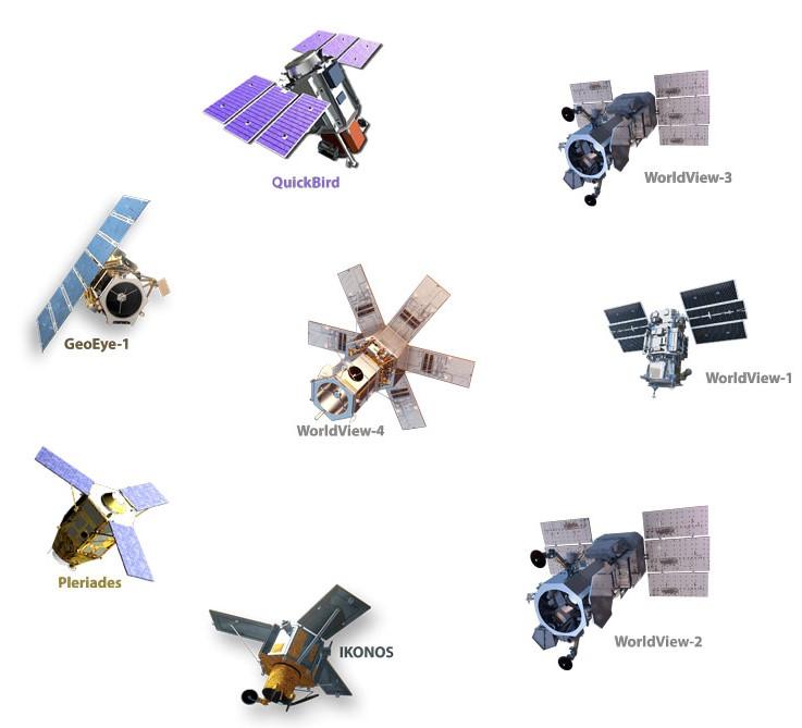 خرید تصاویر ماهواره ای