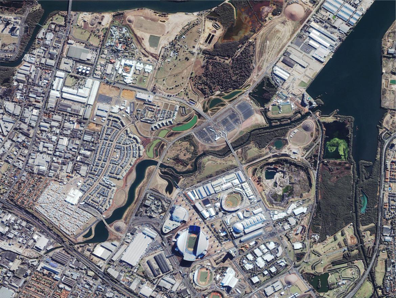 تصاویر ماهواره ای IKONOS