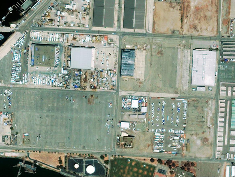تصاویر ماهواره آیکونوس