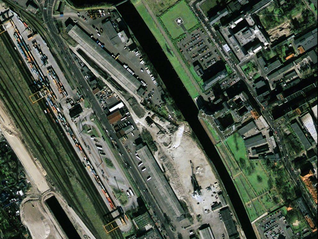 تصاویر ماهواره ای رزولوشن بسیار بالا-ماهواره QuickBird