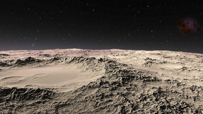 اونا 9 اولین کاوشگری که به صورت نرم در سطح کره ماه فرود آماد