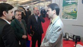 آرکا در نمایشگاه سی و ششمین همایش ملی و سومین کنگره بین المللی تخصصی علوم زمین