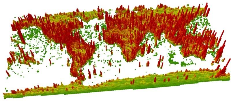 ماهواره های DigitalGlobe