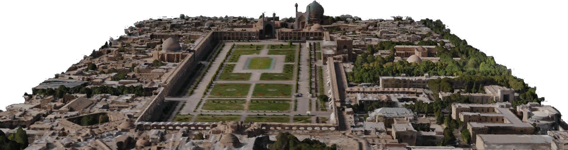 مدل سازی سه بعدی - اصفهان 3