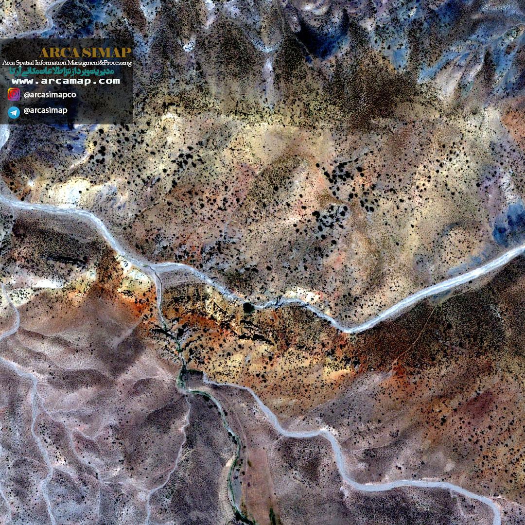 تصویر ماهواره ای WV02