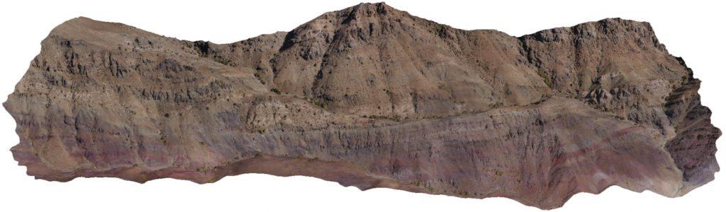 نقشه برداری هوایی کرمان
