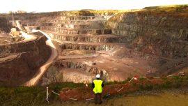 ارزش افزوده پهپادها در صنعت معدنکاری