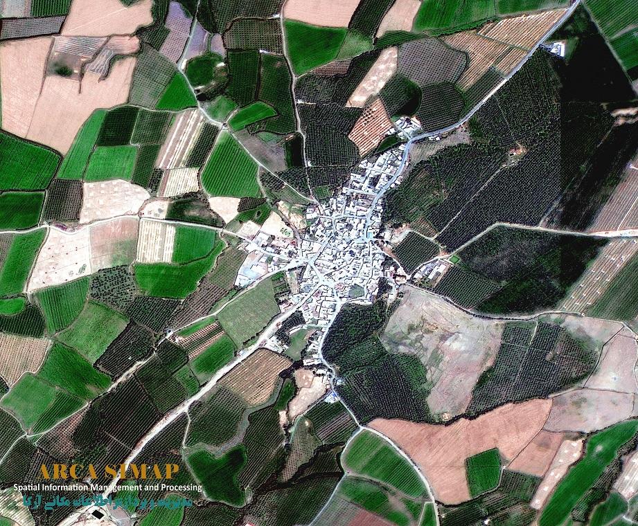 روستای گزگسک از توابع شهرستان پیرانشهر در مرداد ماه 1394